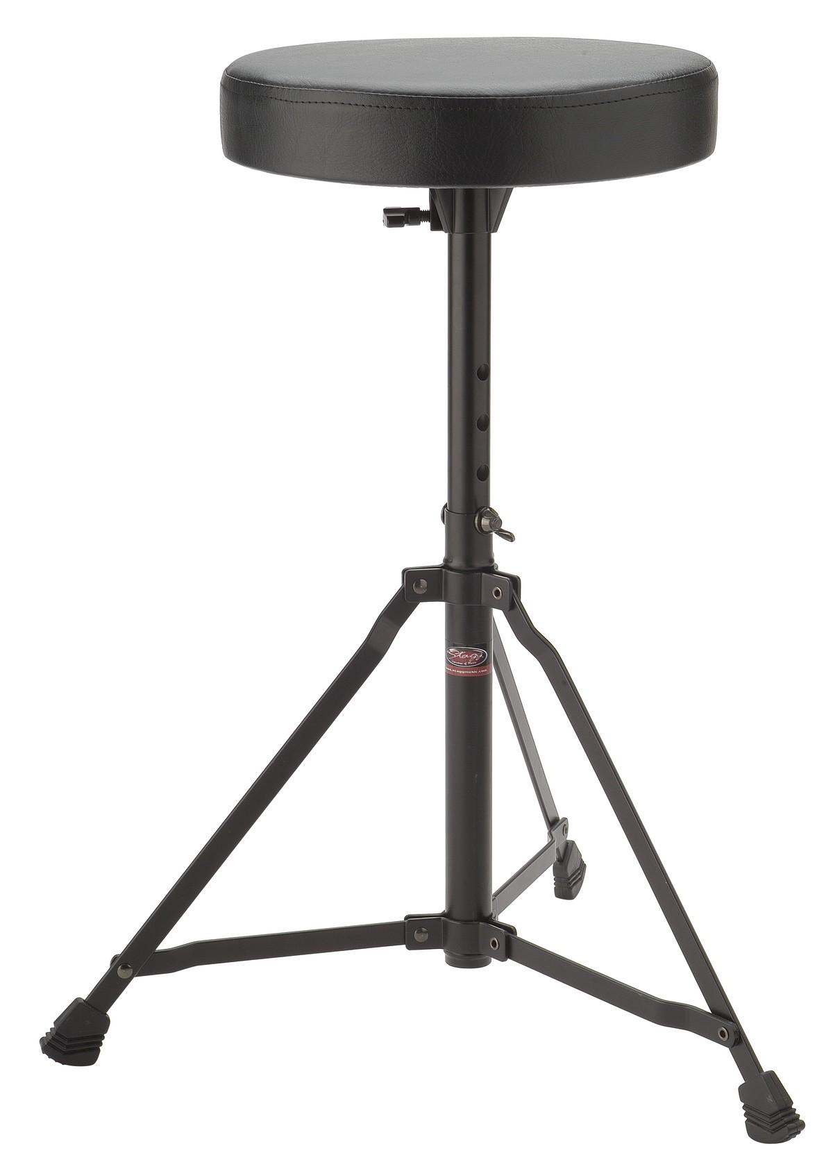Stagg DT-22BK, stolička k bicím