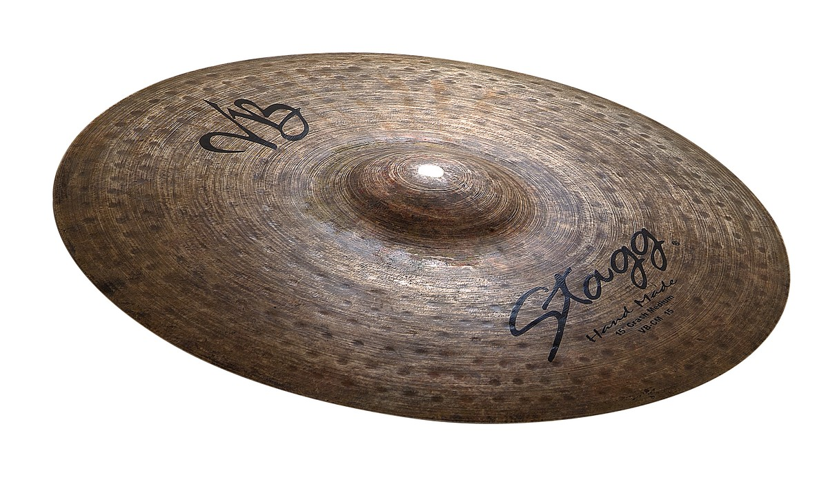 "Činel 17"" VINTAGE BRONZE CRASH MEDIUM"