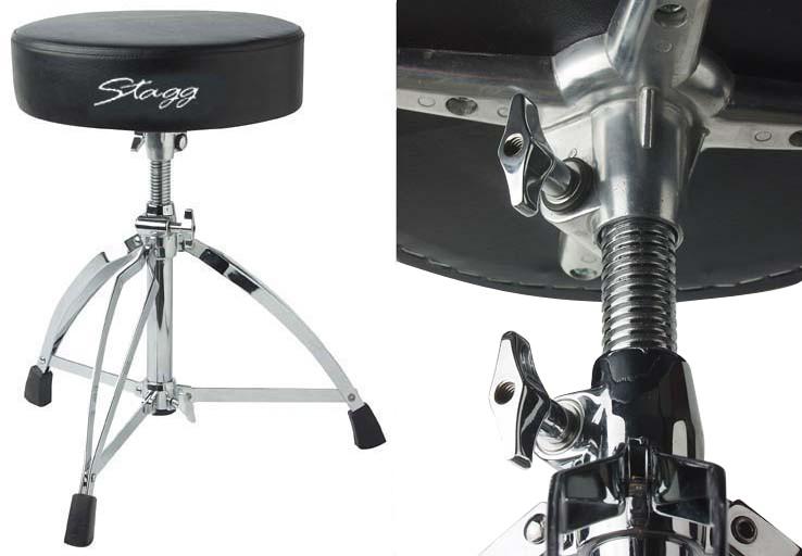 Stagg DT-220R, stolička k bicím