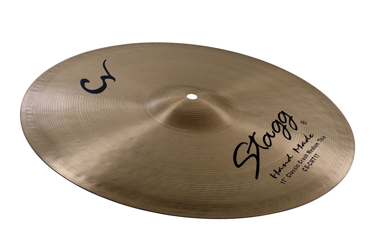 "Činel 17"" CLASSIC CRASH MEDIUM THIN"