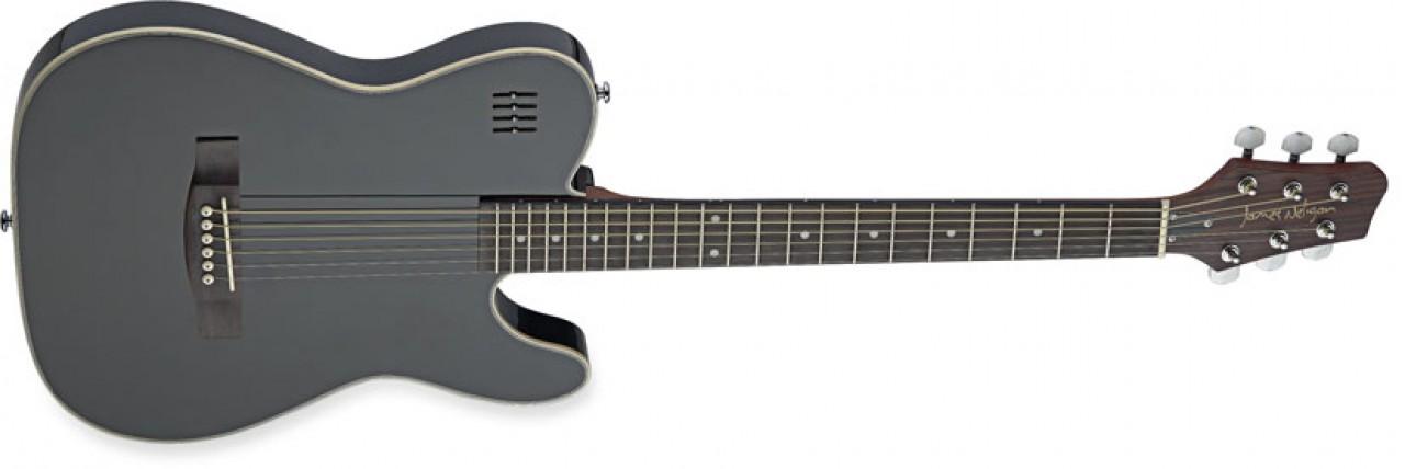 James Neligan EW3000CBK elektrická kytara Folk