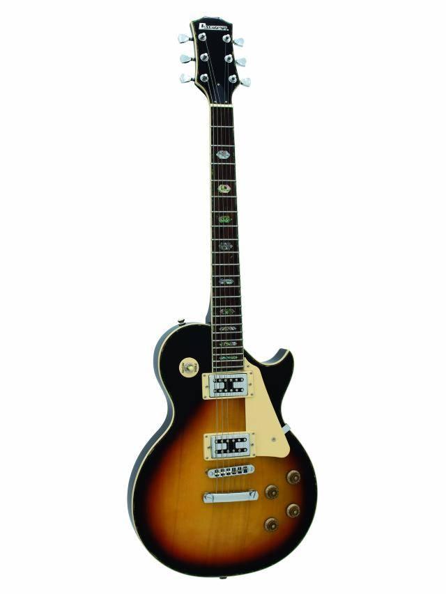 Dimavery LP-700 elektrická kytara, sunburst