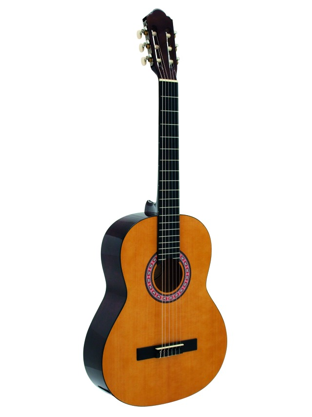 Fotografie Dimavery AC-303 klasická kytara, přírodní