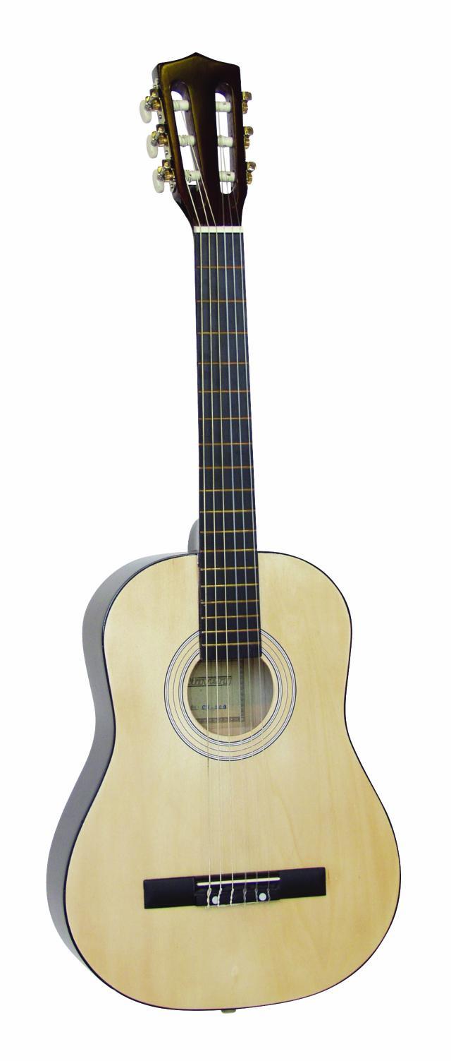 Fotografie Dimavery AC-303 klasická kytara 1/2, přírodní