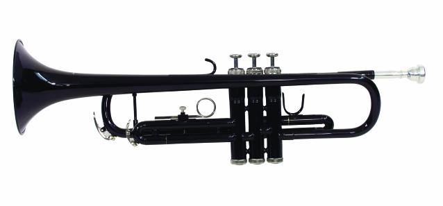 Dimavery TP-10 B trubka, černá