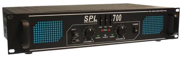 Skytec SPL-700, PA zesilovač