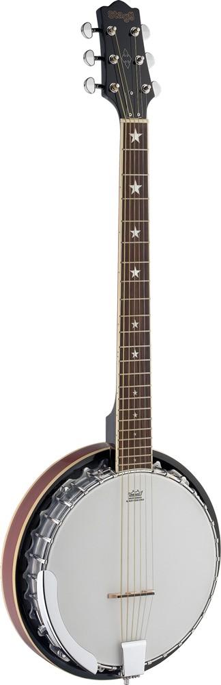 Stagg BJM30 G, banjo