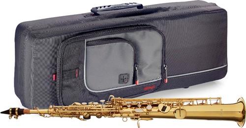 Stagg WS-SS215S, B soprán saxofon