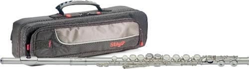 Fotografie Stagg WS-FL211S, C příčná flétna