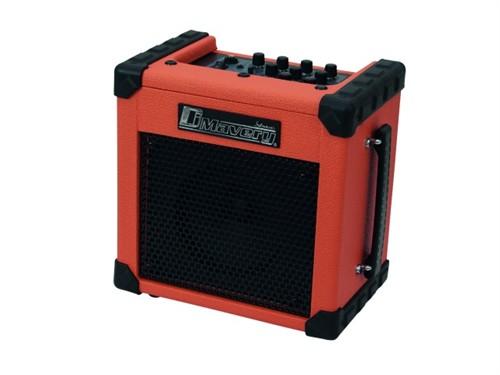 Dimavery Kytarové kombo Deluxe 10W, oranžové
