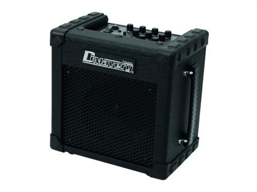Dimavery Kytarové kombo Deluxe 10W, černé