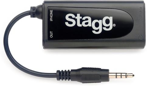 kytarový adaptér na iphone nebo ipad, na elektrickou kytaru