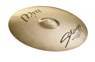 "Činel 17"" MYRA BRILLIANT CRASH ROCK"