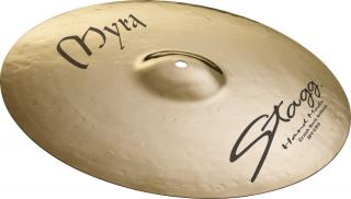 "Činel 20"" MYRA BRILLIANT CRASH ROCK"