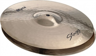 "Činel 13"" MYRA BRILLIANT HI-HAT ROCK"