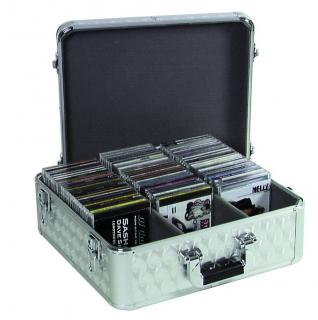 CD Case Alu CD 100